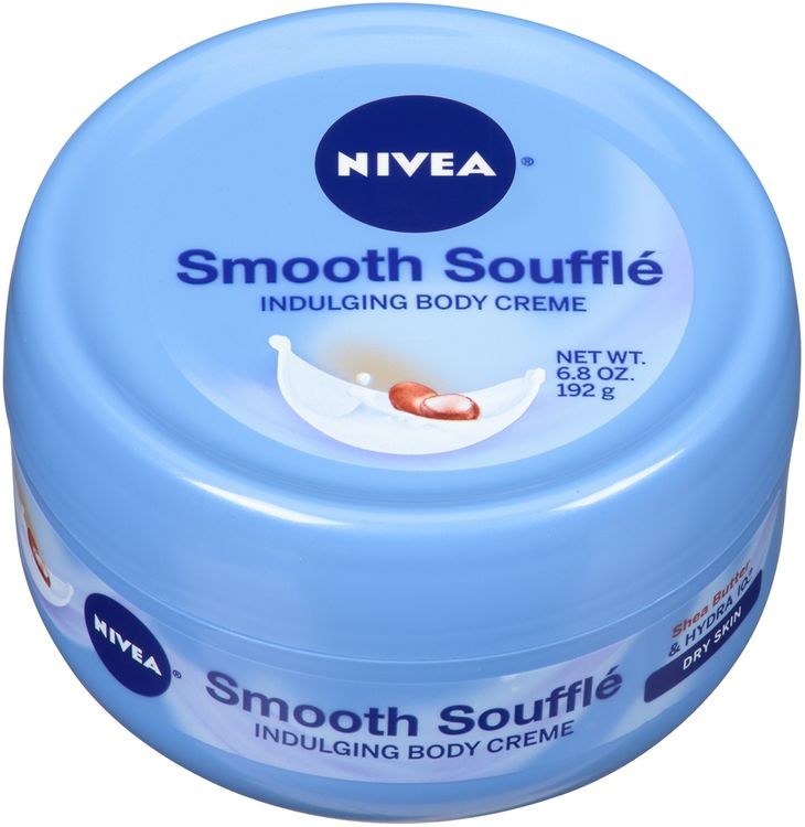 NIVEA Smooth Souffle Indulging Body Creme