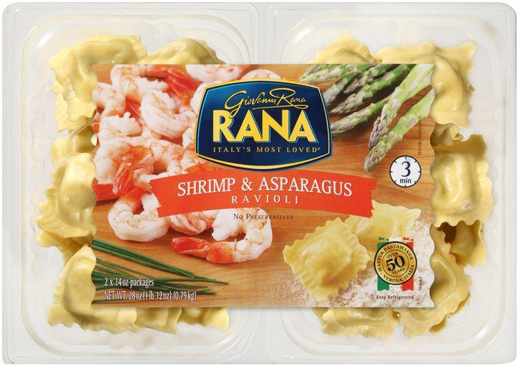 Rana Shrimp & Asparagus Ravioli