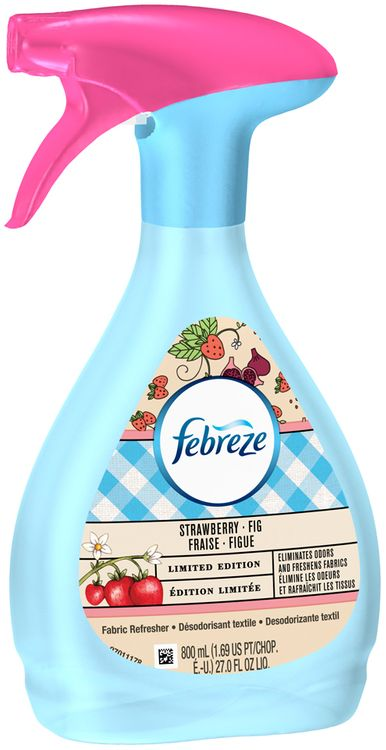Febreze Fabric Refresher Strawberry Fig Air Freshener (1 Count,
