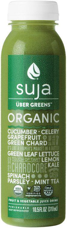 Suja® Organic Uber Greens™ Fruit & Vegetable Juice