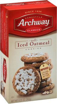 Archway® Soft Iced Oatmeal Cookies
