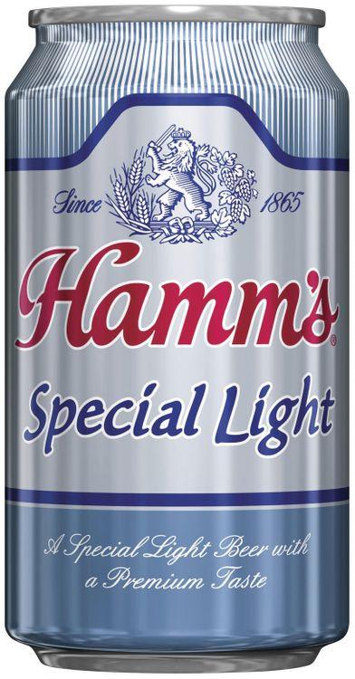 Hamm's Special Light Beer