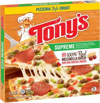 Tony's™ Pizzeria Style Crust Supreme Pizza