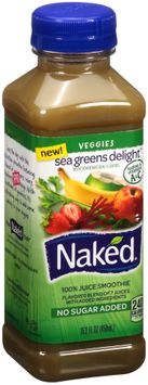 Naked® Sea Greens Delight™ 100% Juice Smoothie