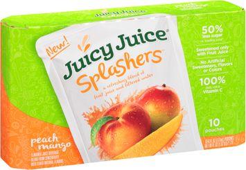 Juicy Juice® Splashers™ Peach Mango Juice