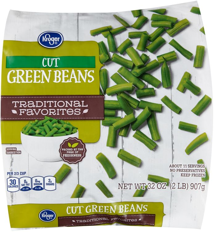 kroger® traditional favorites cut green beans