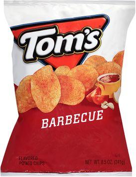 tom's® barbecue potato chips