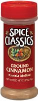 Spice Classics Ground Cinnamon