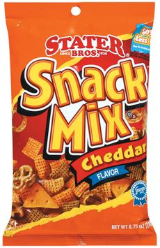 Stater bros Cheddar Snack Mix