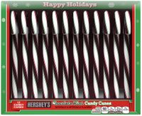 Hershey's Holiday Candy Canes In Mint Chocolate