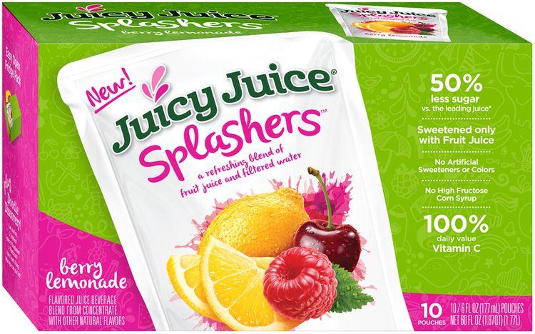 Juicy Juice® Splashers™ Berry Lemonade