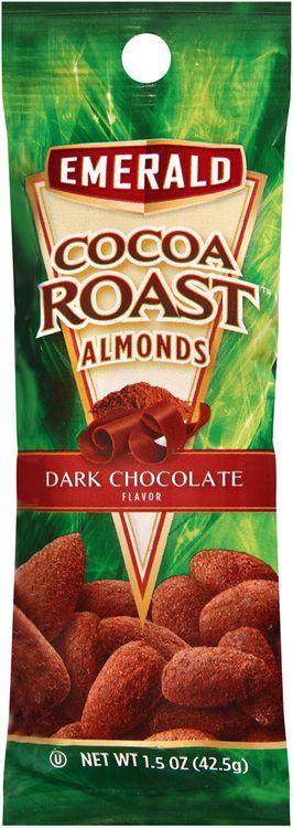 Emerald® Cocoa Roast™ Dark Chocolate Flavor Almonds