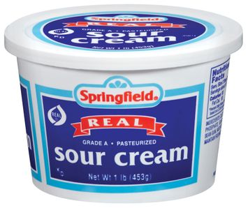 Springfield Real Sour Cream