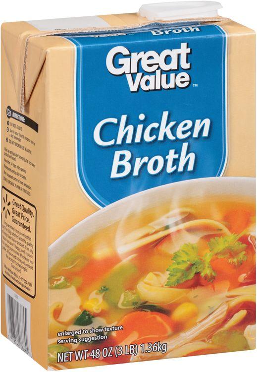 Great Value™ Chicken Broth