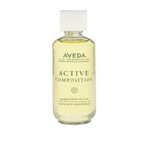 Aveda Active Composition Oil Relieves Tired Sore Muscles