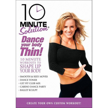 Anchor Bay/starz 10 Minute Solution: Dance Your Body Thin!