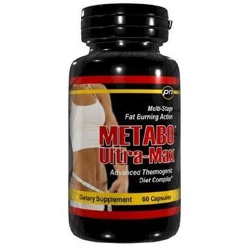 Bionutricals Metabo Ultra-Max Extreme Fat Burner Diet Pills - 60 Caps
