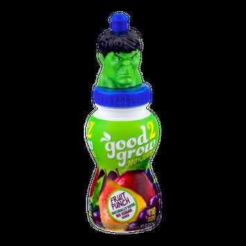 good2grow 100% Juice Fruit Punch
