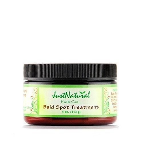 JustNatural Organic Care Bald Spot Treatment 4.0 oz