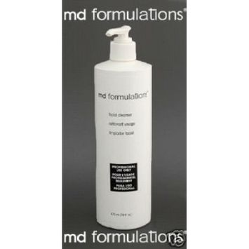 MD Formulations Facial Cleanser W/Glycolic Acid 16oz