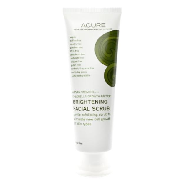 Acure Organics Brightening Facial Scrub