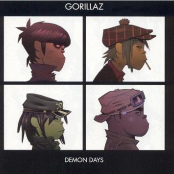 Virgin Records DEMON DAYS BY GORILLAZ (CD)
