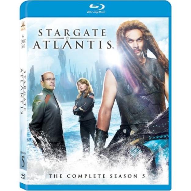 Stargate Atlantis: The Complete Fifth Season (Blu-ray) (Widescreen)