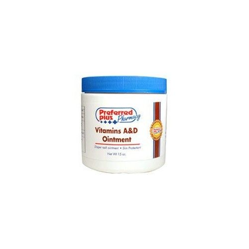 Preffered Plus Products A and D Ointment Jar Kpp, Size- 15 Oz