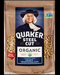 Quaker Oats Organic Steel Cut Oats