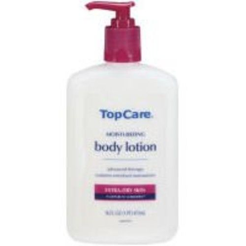 Topcare Top Care Extra Dry Skin Moisturizing Body Lotion (Case of 12)