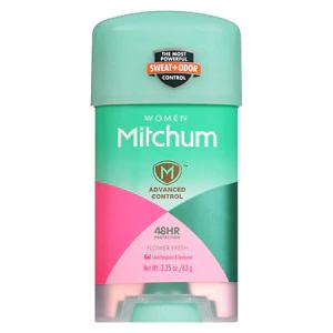 Mitchum Women's Antiperspirant & Deodorant Gel, Flower Fresh, 2.25 oz