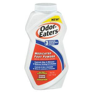 Odor-Eaters Medicated Foot Powder, 5 oz