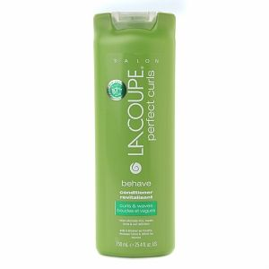 La Coupe Perfect Curls Behave Curl Shaping Conditioner, 25.4 fl oz