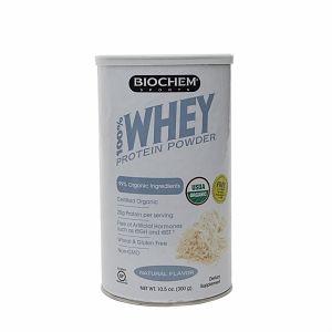 Biochem 100% Whey Protein Powder, Natural, 10.5 oz