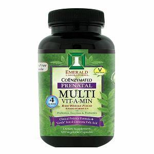 Emerald Labs Prenatal Multi Vit-A-Min, 120 Capsules, Ultra Laboratories