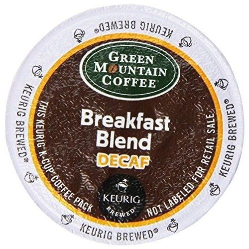 Green Mountain Coffee Decaf Breakfast Blend