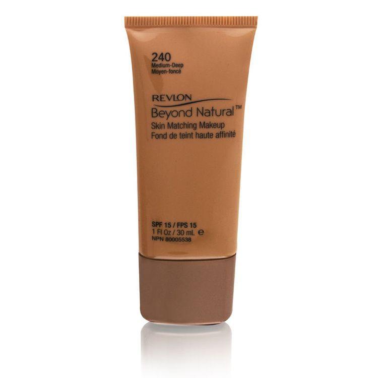 Revlon Beyond Natural Skin Matching Makeup