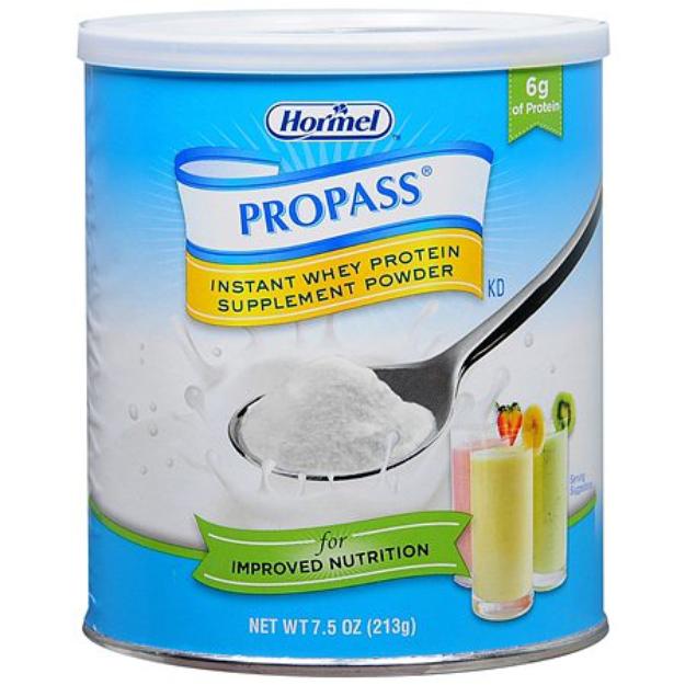 Hormel Propass Instant Whey Protein Supplement Powder