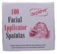 Depileve Facial Applicators Spatulas