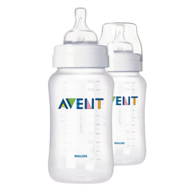 Avent BPA Free Bottles