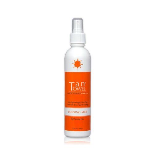 Tan Towel Tanning Mist Creme