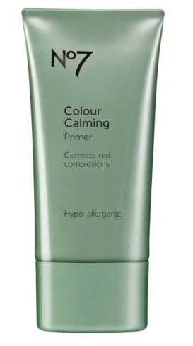 No7 Colour Calming Primer Green
