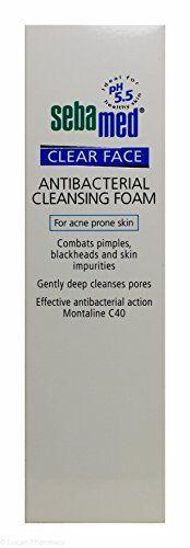 Sebamed Clear Face Antibacterial Cleansing Foam - 150ml