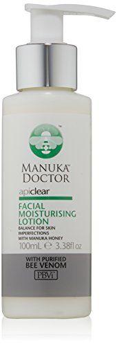 Manuka Doctor Skincare Apiclear Facial Moisturizing Lotion