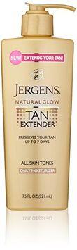 JERGENS® Natural Glow® Tan Extender Daily Moisturizer