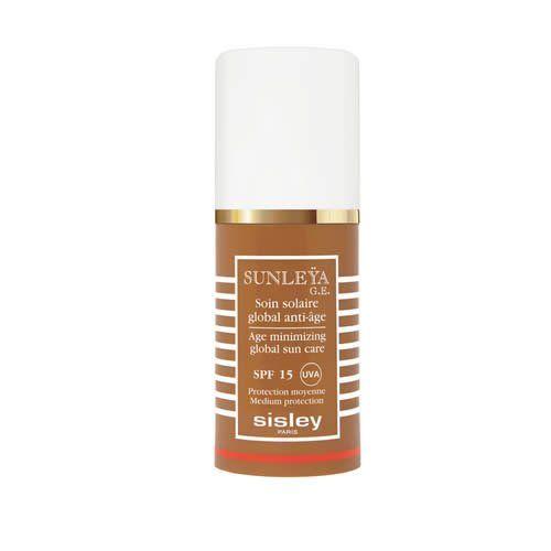 Sisley SPF 15 Sunleya Age Minimizing Global Sun Care Cream for Unisex