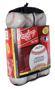 Rawlings Baseballs 12 pack - RAWLINGS SPORTING GOODS, CO.