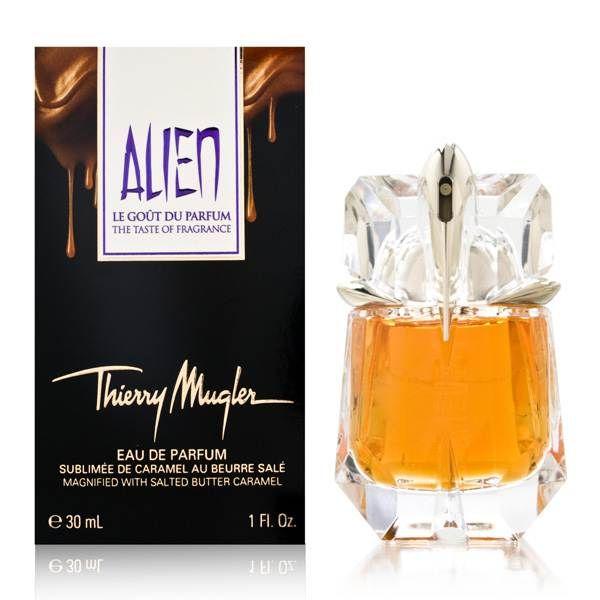 Alien Taste Of Fragrance By Thierry Mugler