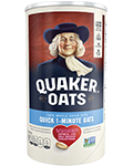 Quaker Oats Quick 1 Minute Oats