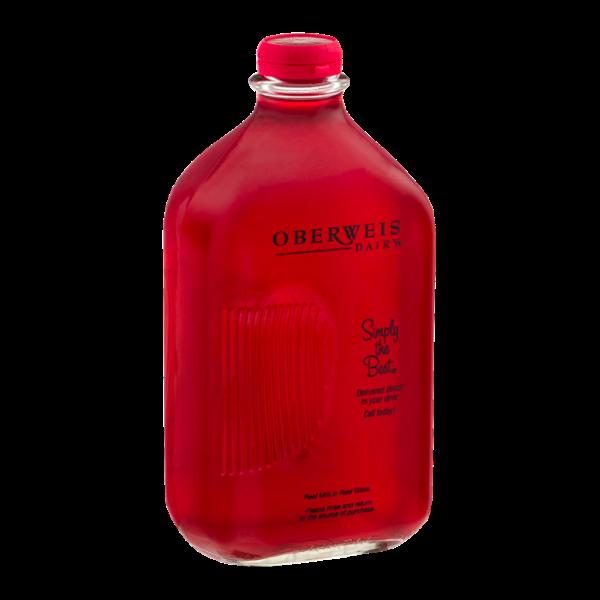 Oberweis Dairy Fruit Punch Drink